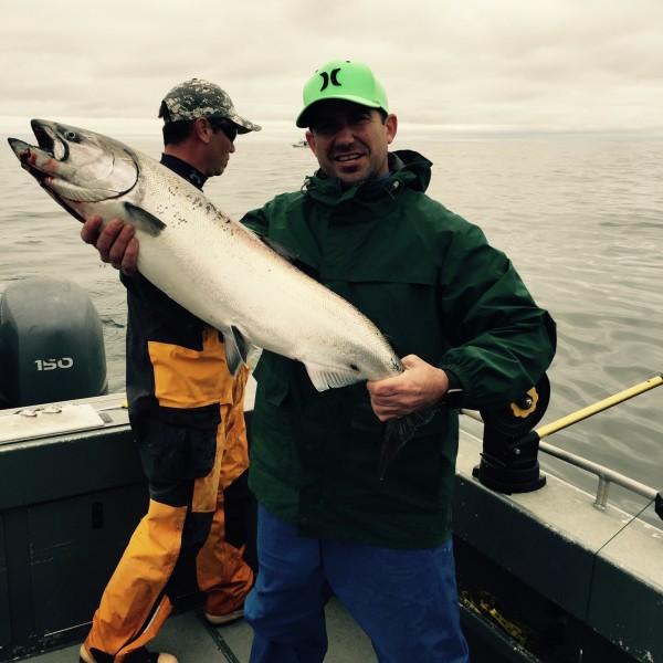 Logans King Salmon 2015